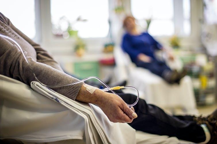 """Pengobatan Kanker: Studi Menemukan Bahwa Menargetkan Sel """"Normal"""" Di Dekatnya Dapat Meningkatkan Tingkat Kelangsungan Hidup"""